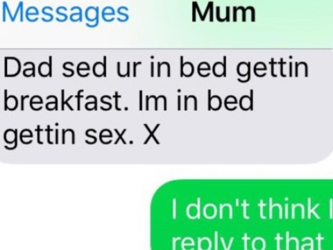 This Instagram account only posts weird texts people receive from family members and it's brilliant