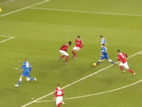 Watch: Manchester United's James Wilson nominated for Brighton's goal of the season