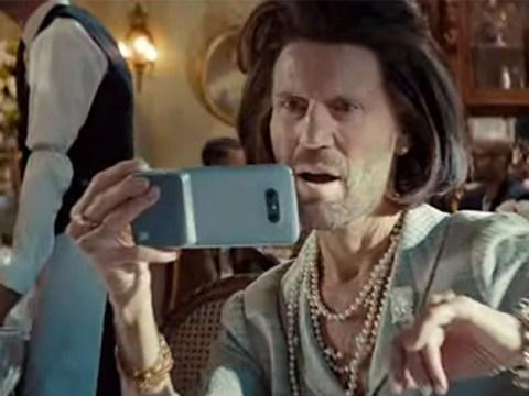 Jason Statham is basically everybody in this amazing new LG advert