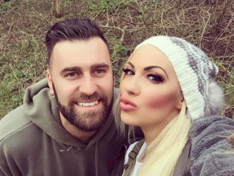 Jodie Marsh has split from husband of 8 months James Placido