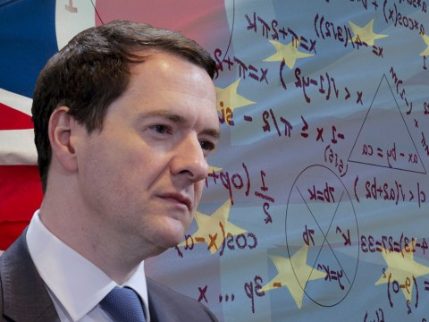 Osborne's Brexit equation has confused us all *scratches head*