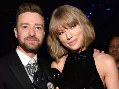 Taylor Swift and Justin Timberlake gush for each other at iHeartRadio Music Awards