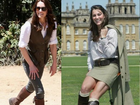 Kate wore a pair of 12-year-old Penelope Chilvers riding boots for her Bhutan hike – here's where to get them
