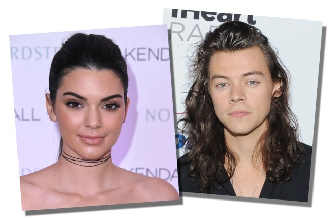 Harry and Kendall back on!?!!?