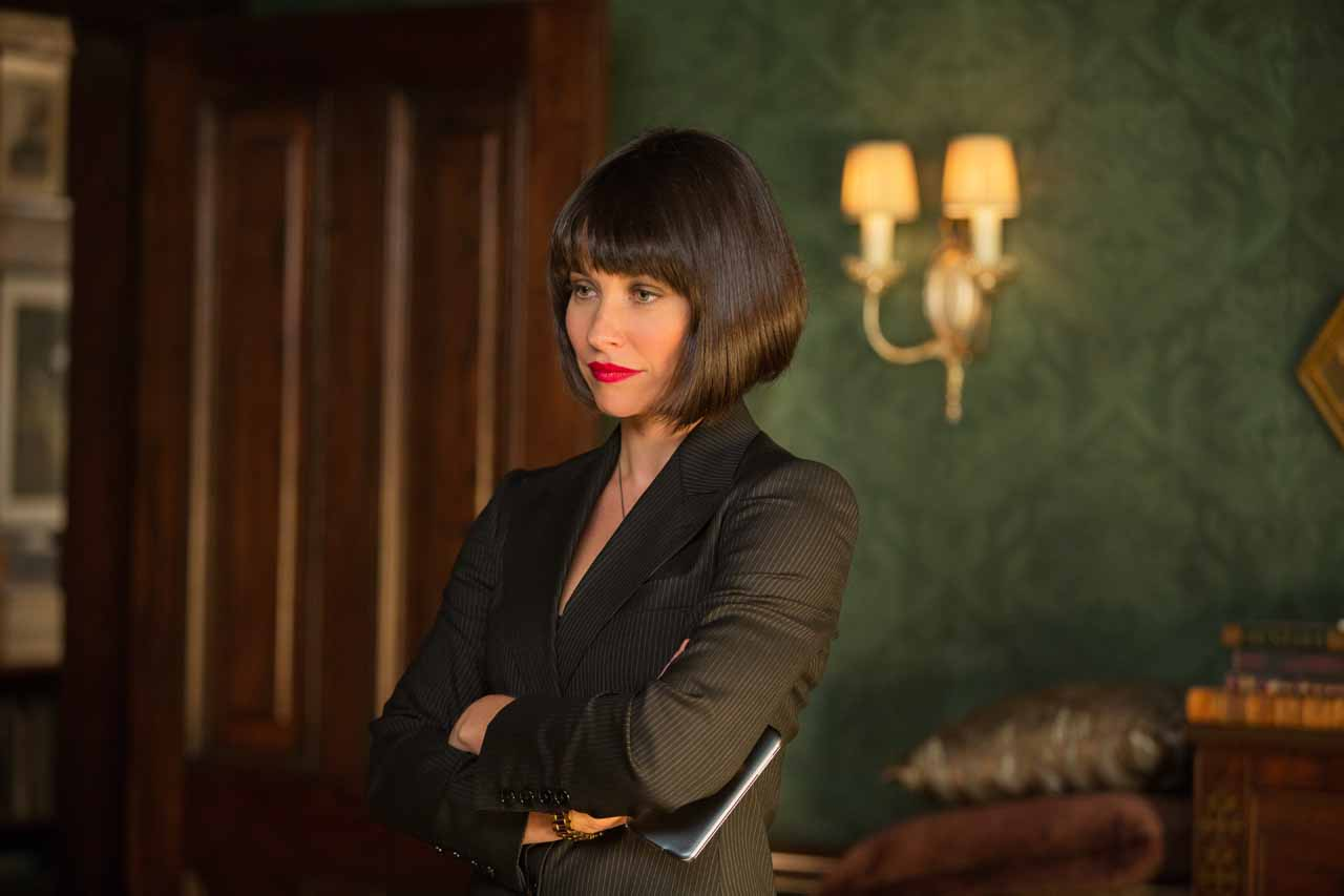 Evangeline Lilly plays Hope Van Dyne/The Wast in Ant-Man - but NOT Captain America (Picture: Marvel)