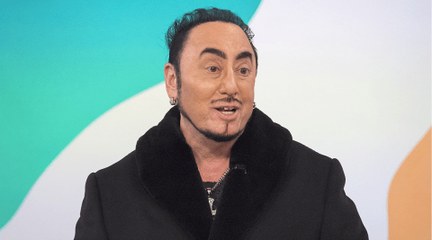 Celebrity Big Brother star David Gest, 62, found dead in London hotel