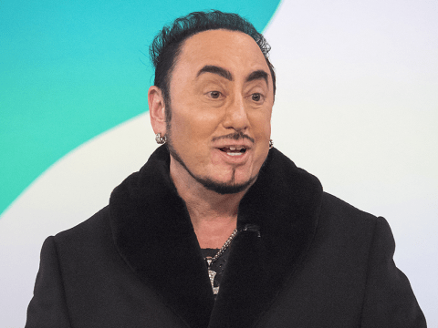 Celebrity Big Brother star David Gest, 62, found dead in London hotel