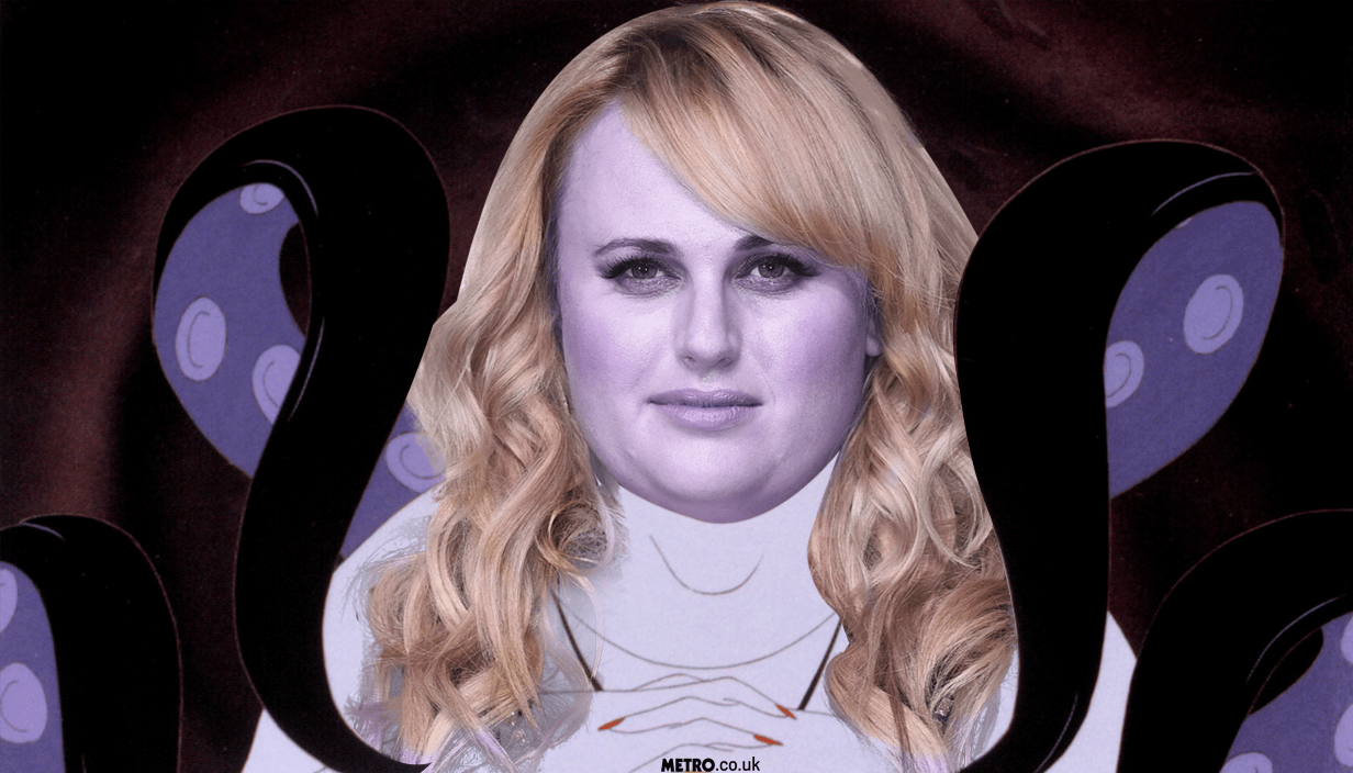 Rebel Wilson is playing Ursula in The Little Mermaid Live and wants to make Pat Carroll 'proud' Picture: REX Features - Credit: MylesGoode