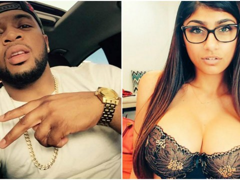 Porn star Mia Khalifa chatted up by NFL player Duke Williams – it really didn't end well