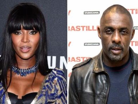 Naomi Campbell has addressed those Idris Elba romance rumours