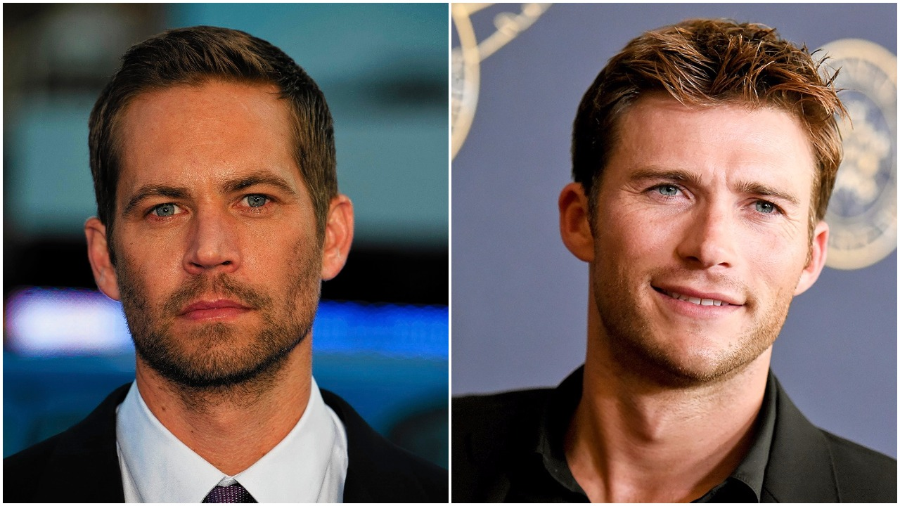 Scott Eastwood pays tribute to 'older brother' Paul Walker as he joins the cast of Fast 8