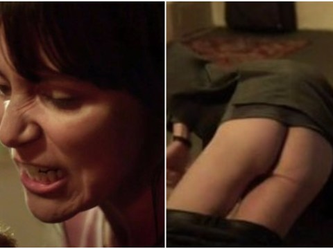 Line of Duty viewers cheer on Keeley Hawes' Lindsay Denton as she crushes her parole officer's genitals