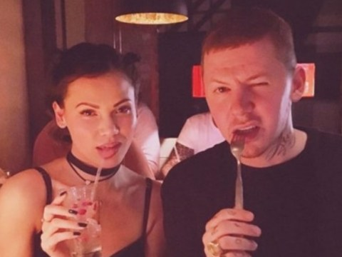 Professor Green is apparently dating again now 'Millie Mackintosh has gone back to her ex Hugo Taylor'