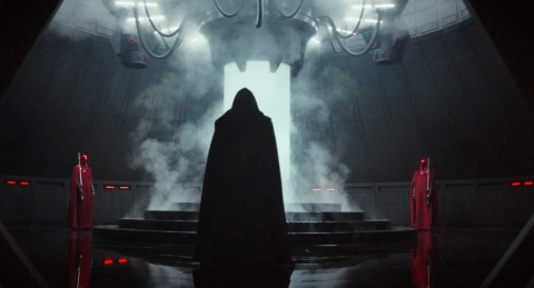 Doctor Who actor to play Darth Vader in new Star Wars film, Rogue One