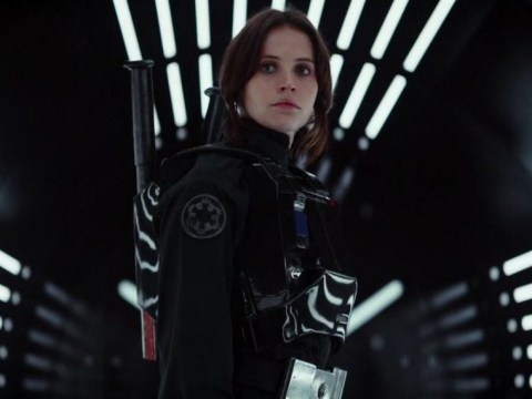 People are loving that the Rogue One teaser trailer passed the Bechdel Test