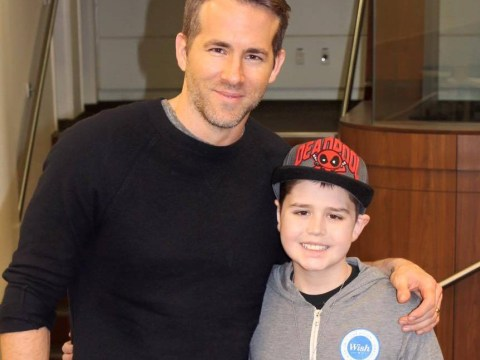 Ryan Reynolds posts touching tribute to Deadpool fan who died of cancer