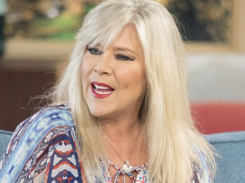 'Her suffering's over': Samantha Fox breaks silence over the death of partner Myra Stratton