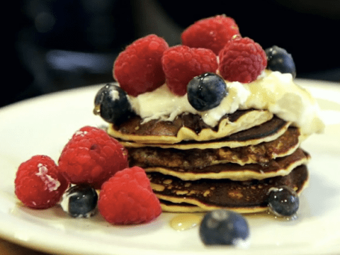The Body Coach recipe video: Joe Wicks shows us how to make his Lean In 15 Winner's Protein Pancakes