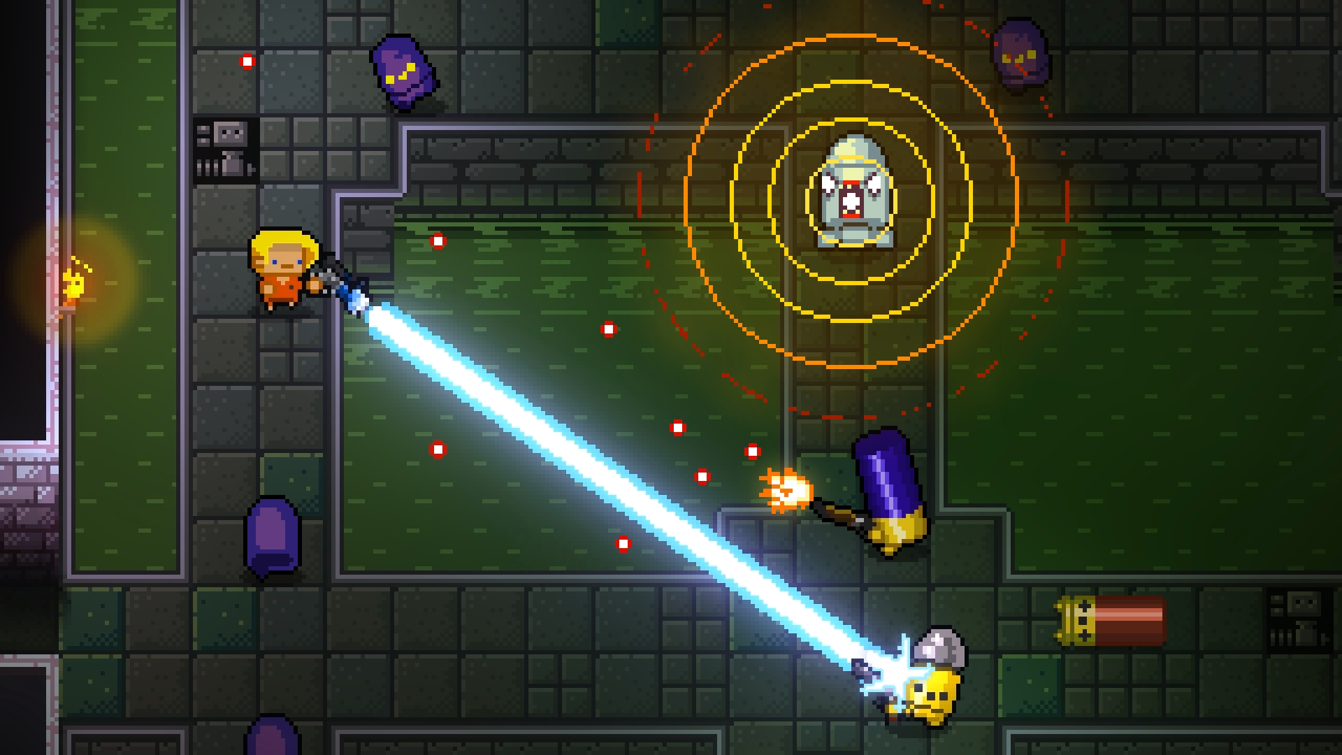 Enter The Gungeon (PS4) - that got 'im