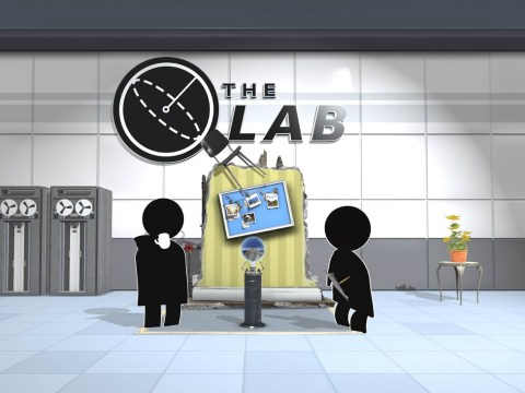 The Lab HTC Vive review – Valve's guide to virtual reality
