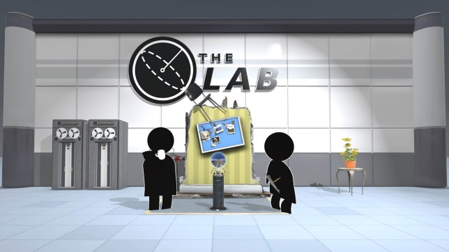 The Lab - Valve do VR