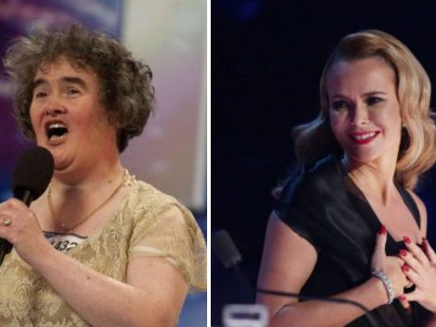 BGT's Amanda Holden thought Susan Boyle would be a stand-up comedian when she first got on stage