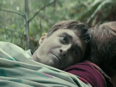 WATCH: That Daniel Radcliffe farting corpse movie finally has a trailer