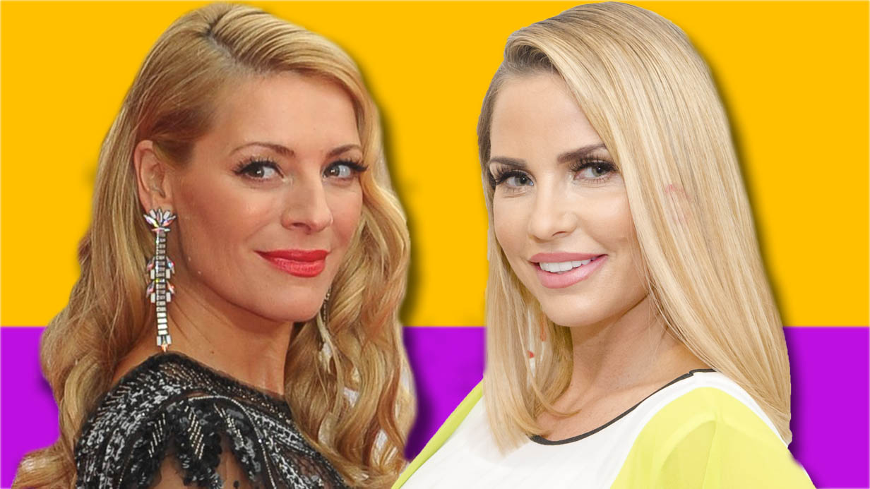 Katie Price 'dying to help Tess Daly rescue her marriage to Vernon Kay after fresh texting scandal'
