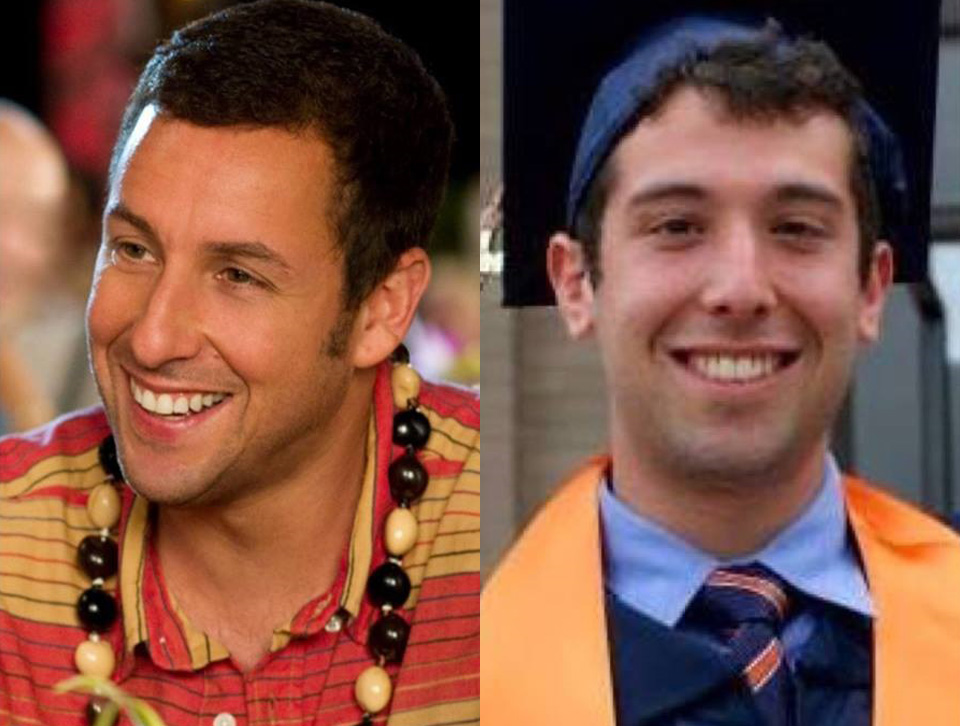 Story about Adam Sandler, his twin Max Kessler and The Do-Over will