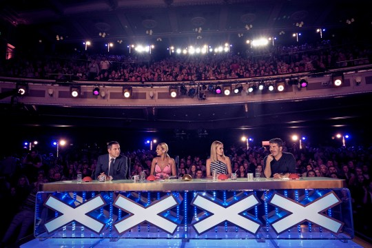 A THAMES/SYCO TV PRODUCTION FOR ITV BRITAIN'S GOT TALENT Picture Shows: GENERIC IMAGES DAVID WALLIAMS, ALESHA DIXON, AMANDA HOLDEN and SIMON COWELL. This Spring, the one and only BritainÕs Got Talent is back and celebrating 10 triumphant years of talent. The dream team of judges - Simon Cowell, Amanda Holden, Alesha Dixon and David Walliams - once again take their places on the panel, in search of the most astonishing and exhilarating talent around. They are joined by the nationÕs favourite TV duo Ant & Dec, who will be on hand to encourage, congratulate and commiserate the variety of acts whilst guiding the audience through the auditions. With thousands of people applying, viewers can expect to be amazed and astounded by the remarkable line-up of acts competing to be crowned this yearÕs winner and secure an incredible £250,000 and the opportunity to perform at the Royal Variety Performance 2016. The past decade has seen some of the most exciting and entertaining winners from Paul Potts to Diversity, Ashleigh & Pudsey to Attraction. And itÕs not only the winners who have delivered some of our most memorable moments on television; there was singer Susan Boyle, comedian Jack Carroll, magician Darcy Oake and of course, the dog that hypnotised Simon - to name a few. This yearÕs series is sure to provide many more must see moments.