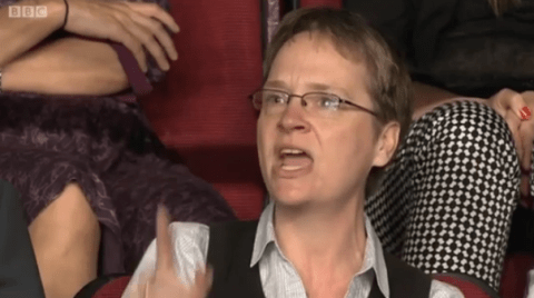 Striking junior doctors should be arrested, angry woman tells BBC Question Time panel