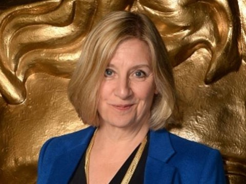 Victoria Wood spent her last hours 'talking and joking' before she passed away
