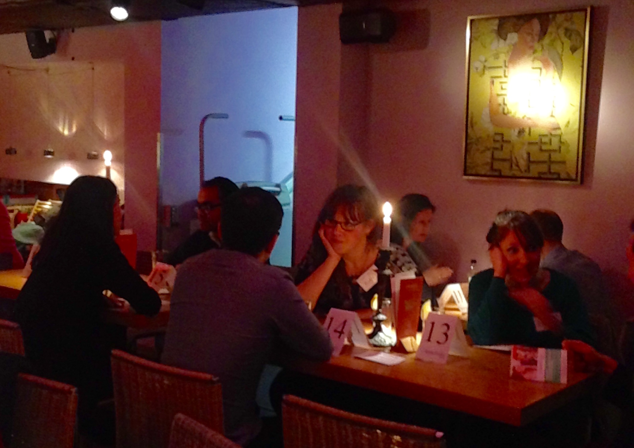 Speed dating pubs london
