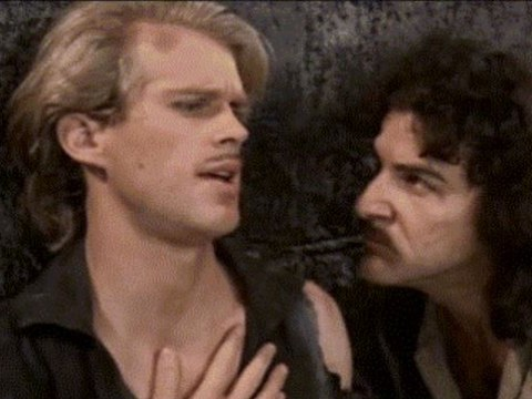 Westley and Inigo from The Princess Bride have reunited after 30 years