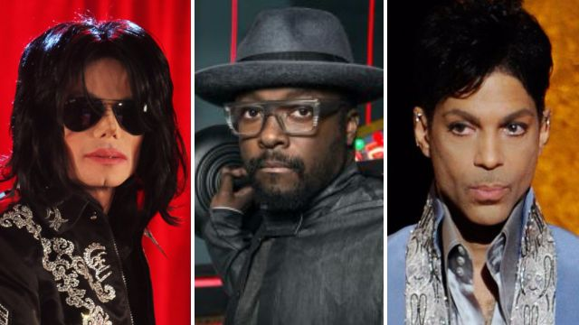 Will.i.am on how he brought rumoured enemies Prince and Michael Jackson together
