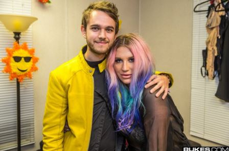 Music producer Zedd confirms he got 'permission' to record a track with Kesha