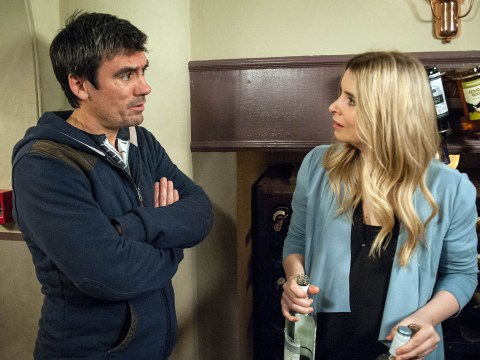 Emmerdale spoilers: Charity Dingle tries to seduce Cain again
