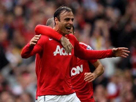 Dimitar Berbatov picks nine Manchester United players, past and present, in his ultimate XI