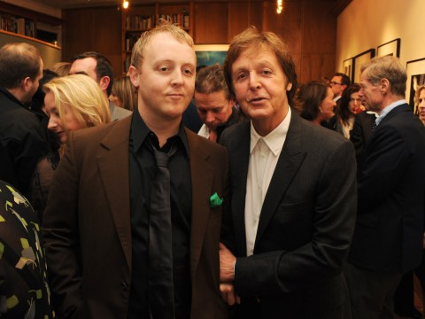 Sir Paul McCartney's son James gives seriously awkward interview where he REFUSES to answer questions about his dad