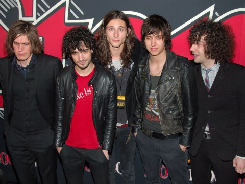 The Strokes say they will 'release new music next year'
