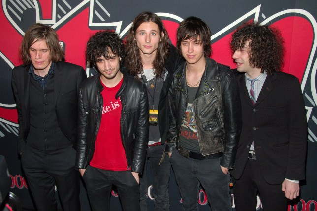The Strokes have revealed new music is on the way for 2017 (Picture: by Michael Loccisano/FilmMagic)