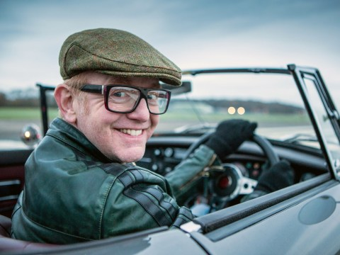 'I don't bully people': Top Gear host Chris Evans has addressed those damning claims