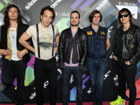 The Strokes' Nick Valensi confirms they're working on new album