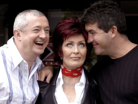 The X Factor 2016: Simon Cowell fuels rumours that Sharon Osbourne is coming back