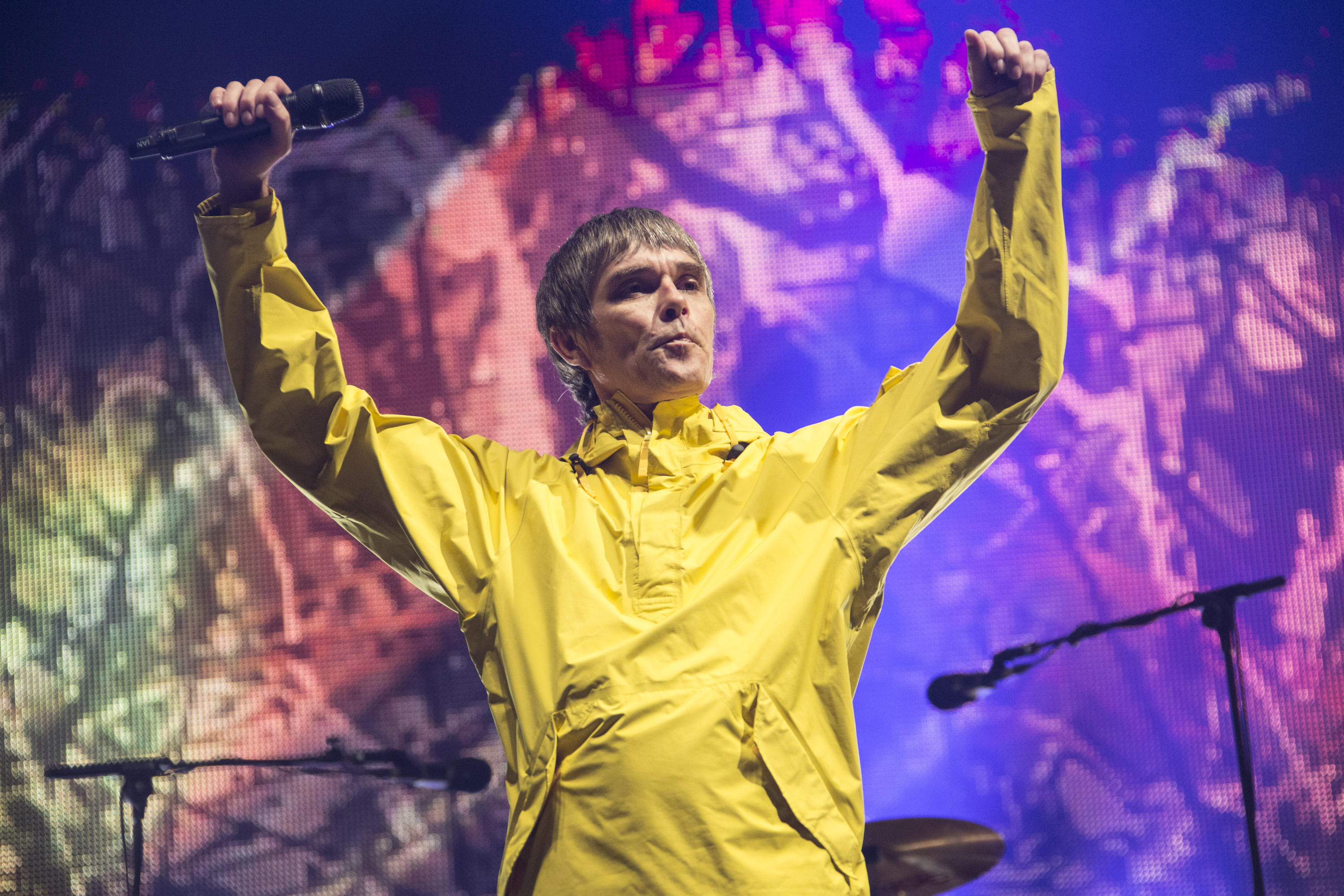 Are The Stone Roses headed for Reading and Leeds? (Picture: Rob Ball/WireImage)