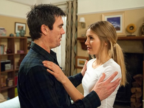 Emmerdale spoilers: Passion for Cain Dingle and Holly Barton!