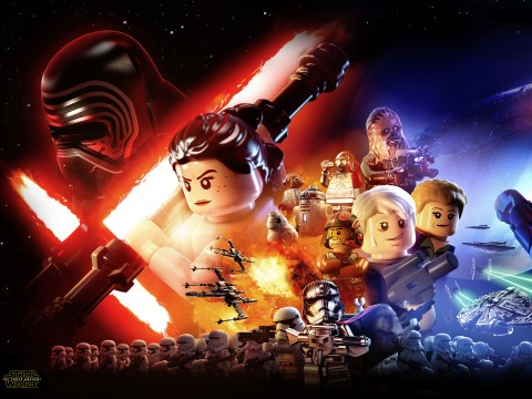 Lego Star Wars: The Force Awakens review – Tell that to Lego Club