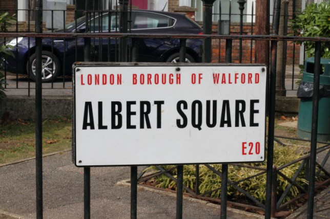 Programme Name: EastEnders - TX: n/a - Episode: Generics (No. n/a) - Picture Shows: EastEnders general set pictures, 2012. Albert Square - (C) BBC - Photographer: Jack Barnes