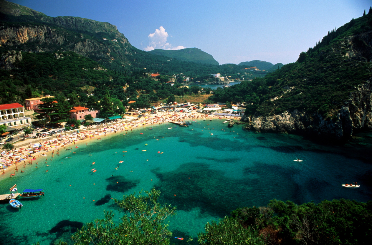 Why Corfu should be the next Greek Island you visit