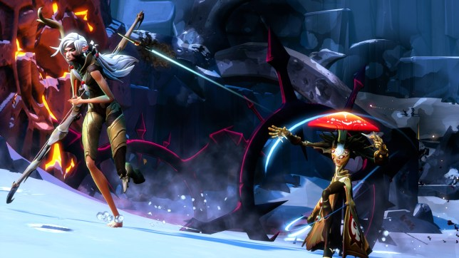 Battleborn (PS4) - plenty of characters, not nearly enough maps